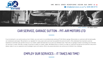 Pit-air Motors Ltd